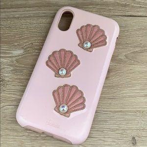 Sonix mermaid shell iPhone 10 XR case